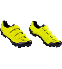 shoes FORCE MTB HERO 2, fluo
